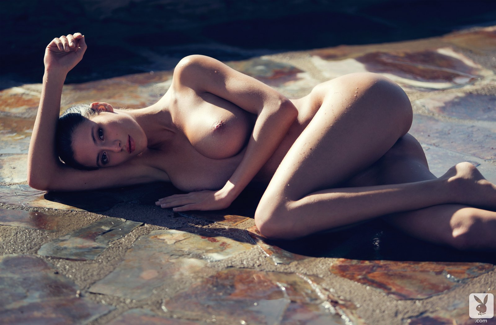 Alejandra Guilmant - breasts