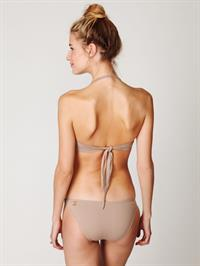 Linda Vojtova in a bikini - ass