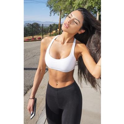 Sophia Miacova in Yoga Pants