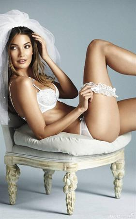 Victoria's Secret's wedding lingerie collection