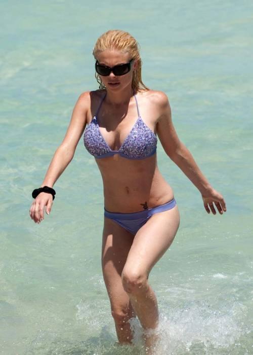 Jesse Jane in a bikini