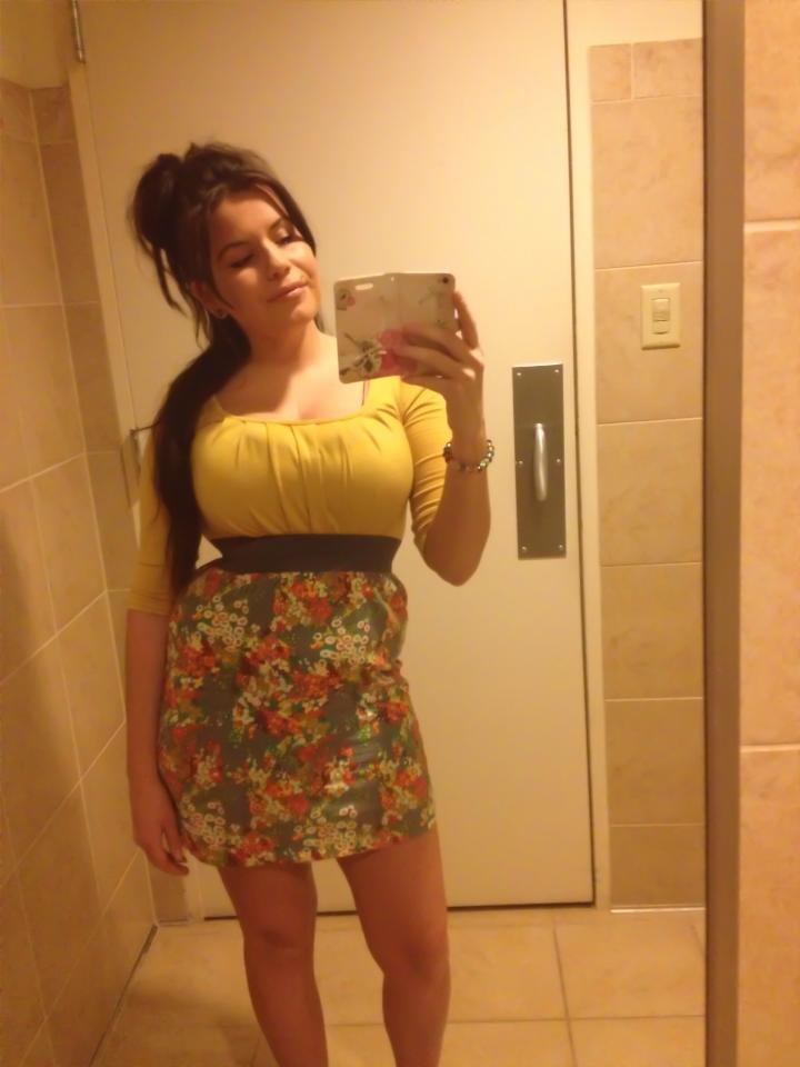 Hot latina!