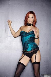 Jayden Cole in lingerie