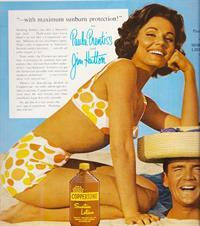 Paula Prentiss in a bikini