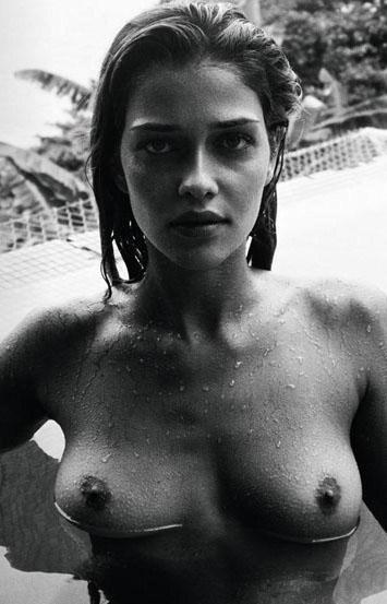 Ana Beatriz Barros - breasts