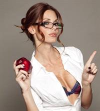 Jaime Faith Edmondson in lingerie