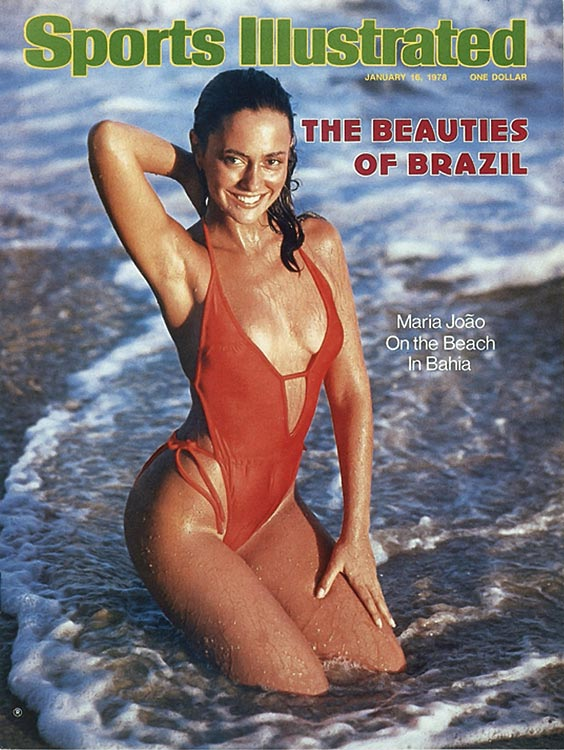 1978 Sports Illustrated Swimsuit Cover