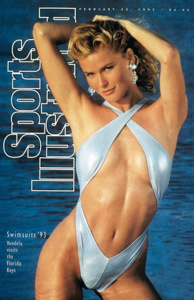 1993 Sports Illustrated Swimsuit Edition Cover