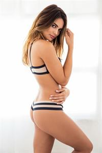 Kyra Santoro in lingerie - ass