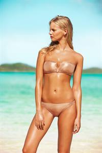 Marloes Horst in a bikini