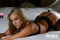 Jessica Kylie in lingerie