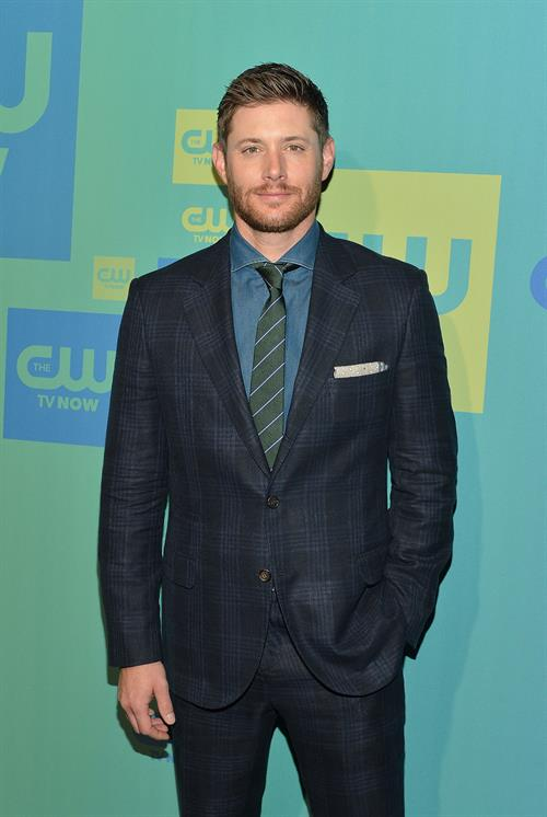 Jensen Ackles - The CW Networks New York 2014 Upfront Presentation May 15, 2014