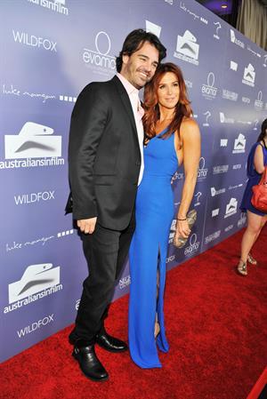 Poppy Montgomery - Australians In Film Awards Dinner June 27, 2012 in Century City, California