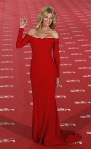 Belen Rueda attends the Goya Cinema Awards 2012 Feb 19, 2012 in Madrid, Spain