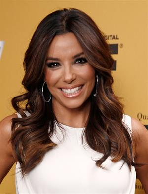 Eva Longoria attends Women In Film 2014 Crystal And Lucy Awards June 11, 2014