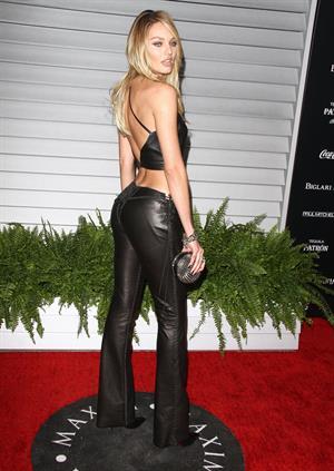 Candice Swanepoel Maxim's Hot 100 Women Of 2014 Celebration June 10th, 2014