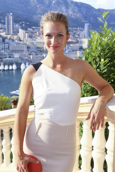 Andrea Joy A.J Cook @ cocktail ~ Minister of State, 54th Monte Carlo TV Festival June 10, 2014