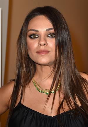 Mila Kunis attending the  Third Person  Los Angeles Premiere June 9, 2014