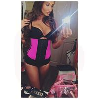 Megan McKenna in lingerie