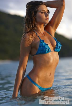Anastasia Ashley is one of the hottest women in sports.