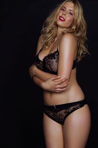 Kera Rachel Cook in lingerie