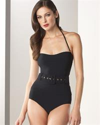 Daniela Lopes in a bikini
