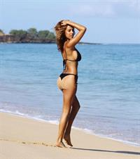 Devin Brugman in a bikini - ass