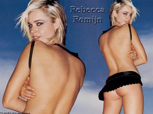 Rebecca Romijn - ass