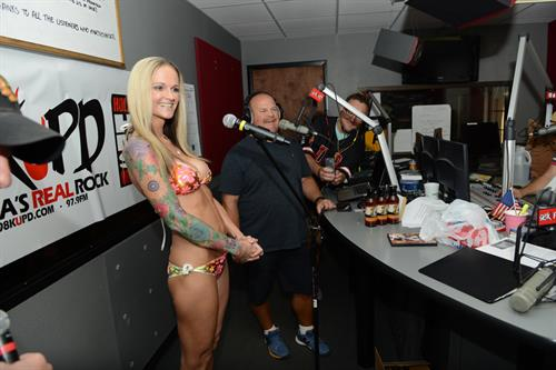 Jessica from 2016 KUPD Milf contest