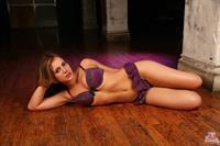 Geena Mullins in lingerie