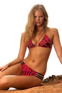 Marloes Horst Sauvage Swimwear Bikini Photos
