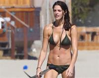 Ashley Greene in a bikini