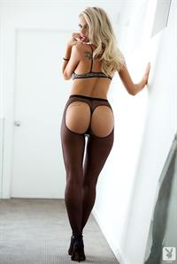 Devin Justine in lingerie - ass