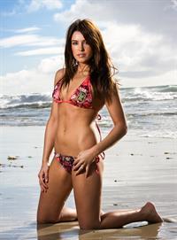 Olivia Korte in a bikini