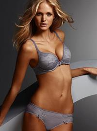 Erin Heatherton in lingerie