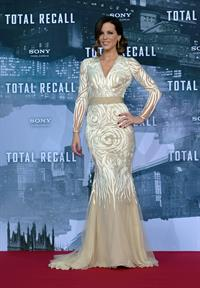 Kate Beckinsale Premiere of 'Total Recall' at Sony Center in Berlin,Germany - August 13, 2012