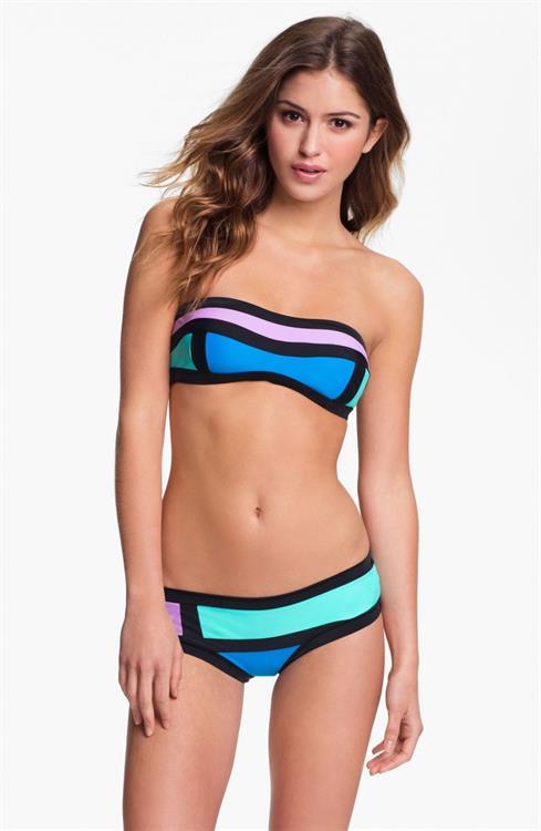 Jehane Paris in a bikini