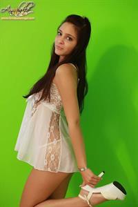 Annabelle Angel in lingerie