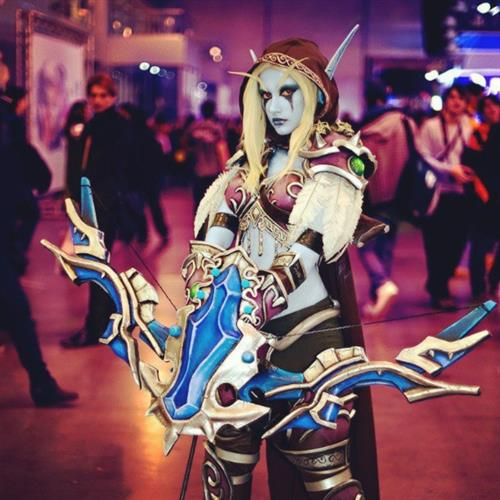 Natasha Firsakova as Lady Sylvanas Windrunner
