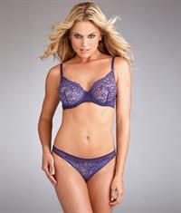 Chelsea Salmon in lingerie