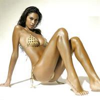 Melissa Satta in a bikini