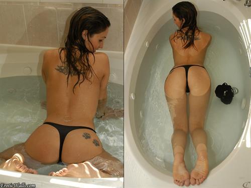 Nikki Sims - ass