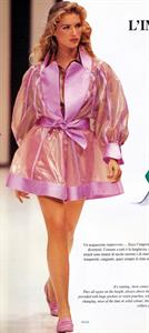 Judit Mascó in lingerie