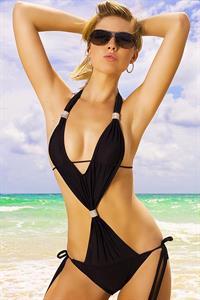 Choice Gray in a bikini