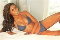 Brandi Reed in a bikini