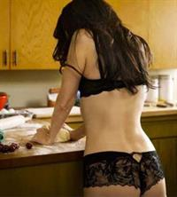 Mary-Louise Parker in lingerie - ass