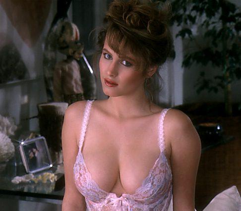 Sharry Konopski in lingerie