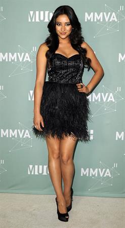 Shay Mitchell Much Music VA 2011