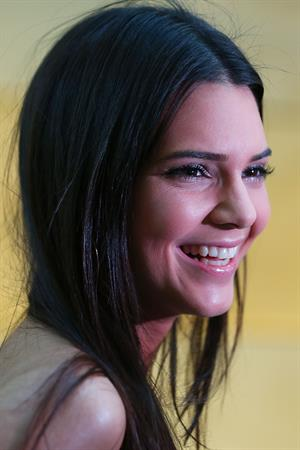 Kendall Jenner  Nomads Two Worlds book launch in Sydney 11/1/12
