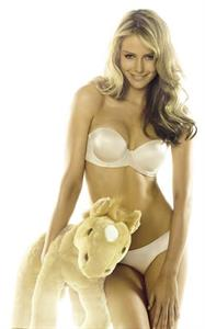 Jennifer Hawkins in lingerie